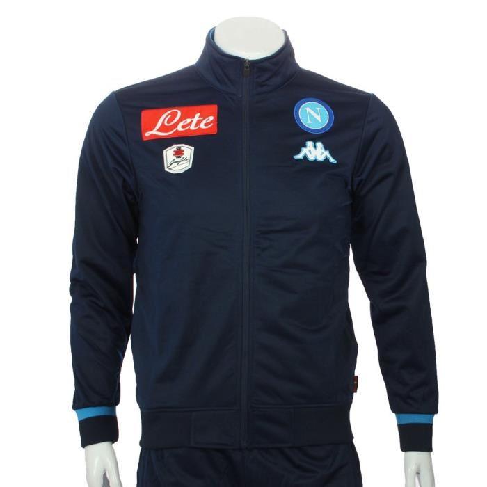 ensemble de foot Napoli nouvelle